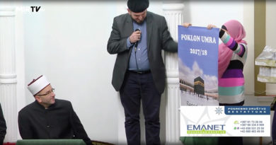POKLON UMRA Senad ef. Omić MIRTV HD Europa